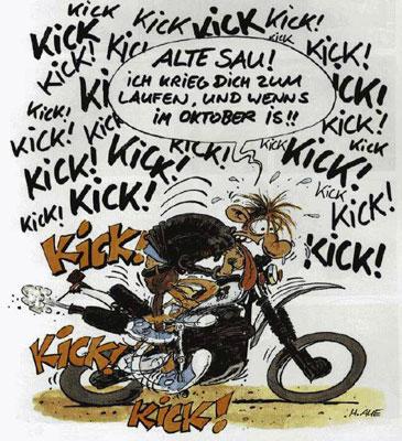 Harley Davidson Treffen Wien